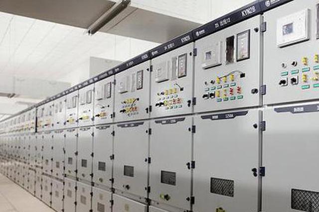呼和浩特市新建泰安变电站预计年底前并网运行