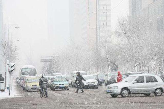 内蒙古大部迎冷空气降温超8℃ 伴大范围雨雪