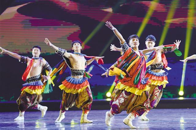 民族歌舞剧 《生生巴林》 呼和浩特精彩上演