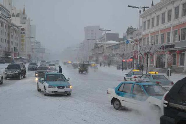 内蒙古天气9日继续回暖 周末局地有降雪