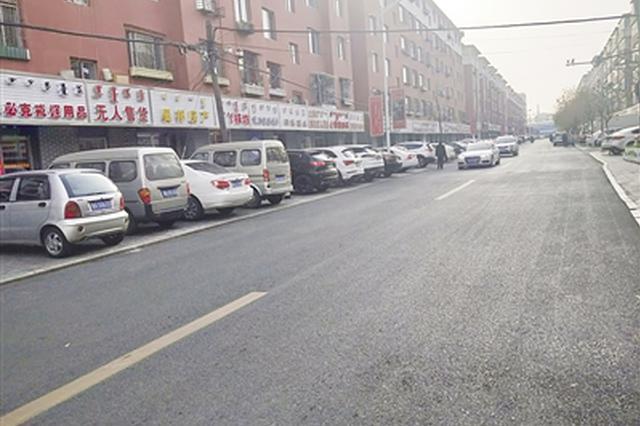 玉泉区街巷改造 堵心路、泥土路变成舒心路、畅通路