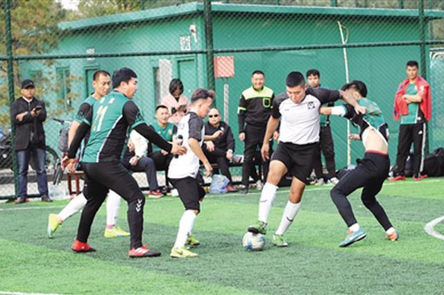 2018年五人制足球冠军联赛内蒙古赛区比赛落下帷幕