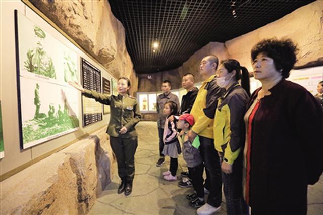呼和浩特市海拉尔纪念园:红色旅游淡季不淡