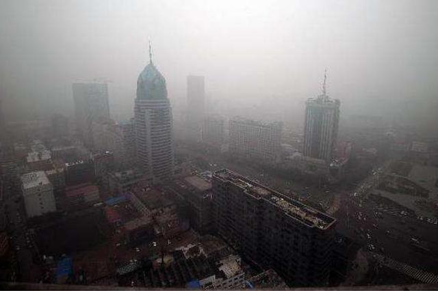 内蒙古自治区中西部大气将出现较重污染