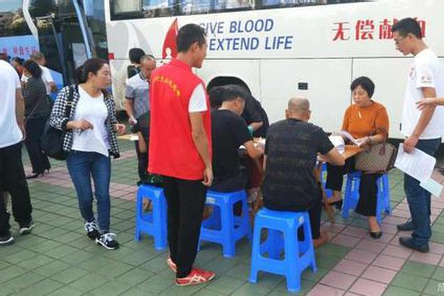 乌海市:要将无偿献血工作延伸到最基层