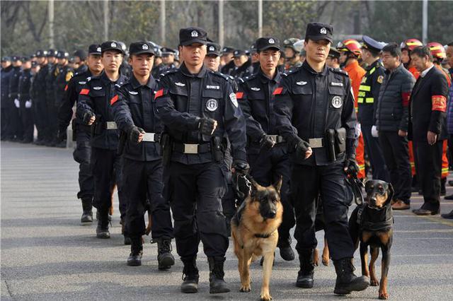 首府警方开展今冬明春治安整治专项行动