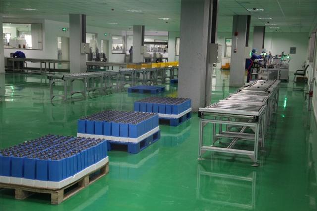 包头市年产2亿Ah稀土动力电池建设项目投产