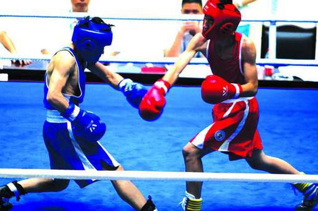 内蒙古拳击队成立30年:用汗水和金牌铸就辉煌