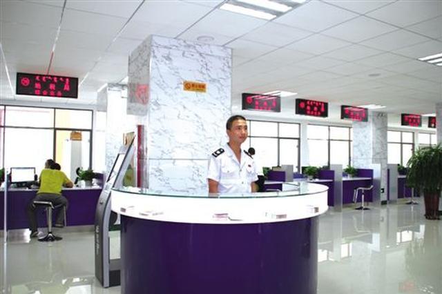"""呼和浩特回民区税务局""""问需求 优服务""""获纳税人点赞"""