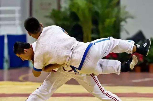 内蒙古运动健儿在首届中国式摔跤大赛摘金夺银