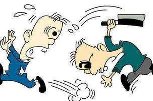 一男子帮朋友打架报仇 手起刀落竟误伤同伴