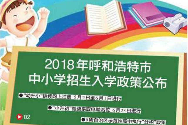 呼和浩特市东方学校2019年招生计划公布