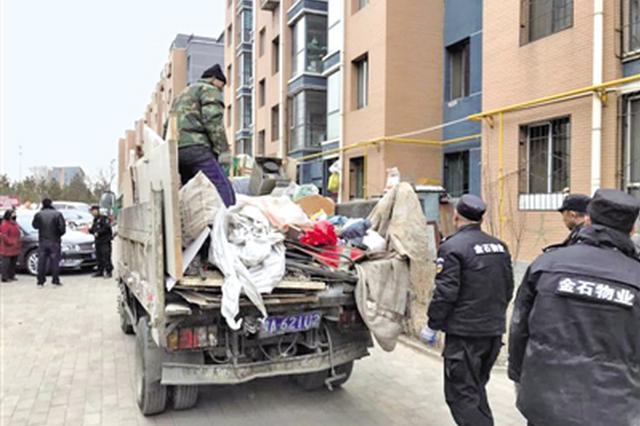 青城回民区及时清除火灾隐患保障居民生命财产安全