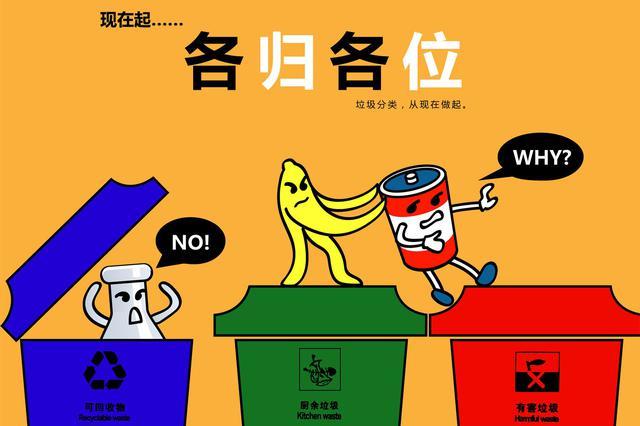 聚焦两会丨加强垃圾分类宣传 提升垃圾分类意识