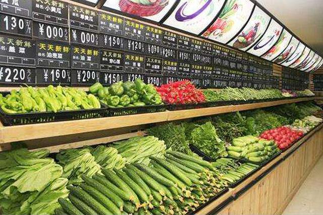 新年伊始内蒙古自治区蔬菜价格整体上涨