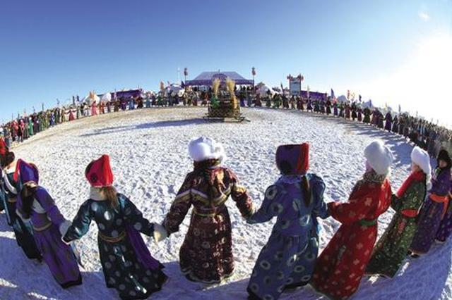 特色活动为巴彦淖尔市冬季旅游增添热度