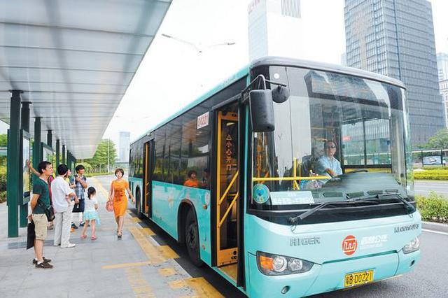 2019年呼和浩特市公交系统进一步提升服务水平
