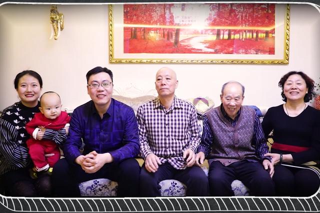 四世同堂短视频火遍全球 中国式亲情温暖全世界