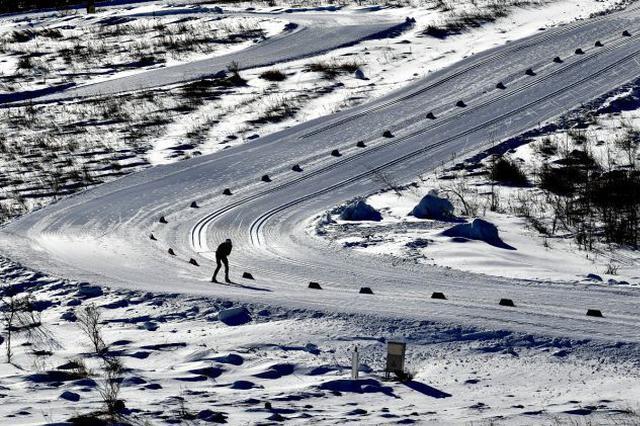 穿林海 跨雪原