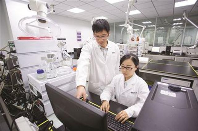 包头市青山区及时排查上海新兴医药问题产品