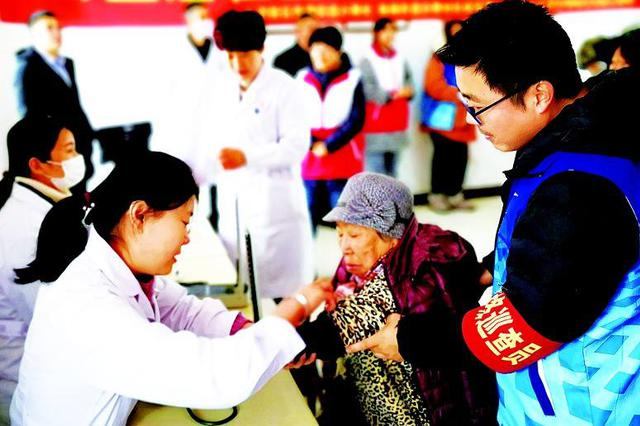 """惠民项目""""公联民生公益833""""在内蒙古试点"""