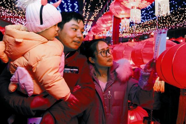 """霍林郭勒市举办""""我们的节日·元宵节""""主题活动"""