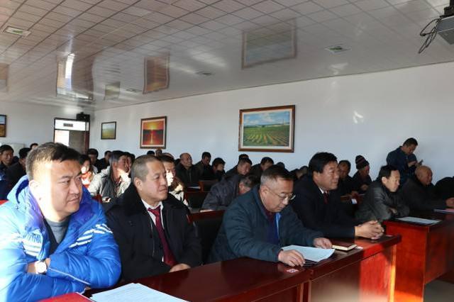 武川县检察院:依法高效开展扫黑除恶专项斗争