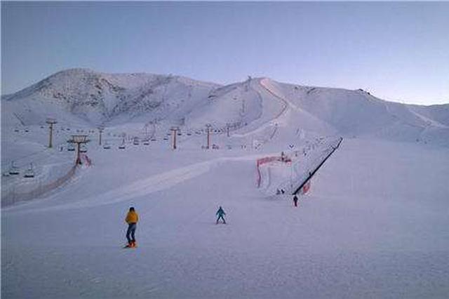 呼伦贝尔赛区雪上项目综合气象观测系统基本建成