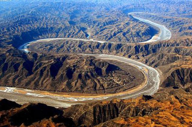 黄河流域最大淡水湖乌梁素海实施生态补水