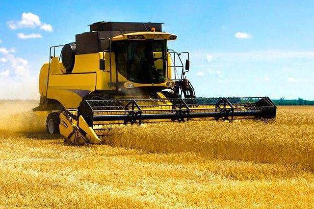 内蒙古农作物耕种收综合机械化率高于全国平均水平