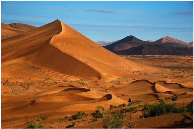 """内蒙古的""""最美沙漠""""入选中国世界遗产预备名录"""