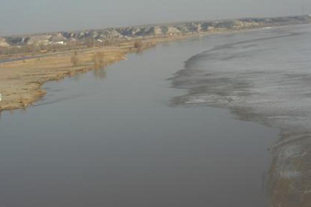 黄河内蒙古段累计开河538公里 开河形势平稳
