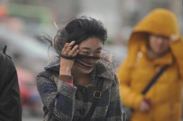 受冷空气影响 未来3天内蒙古大部地区大风低温持续