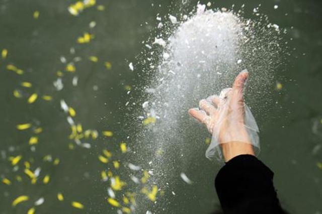 呼和浩特市首次推出海葬 鼓励和引导群众移风易俗