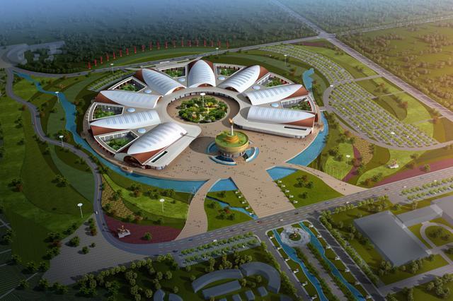 """呼和浩特国际农业博览园7月将揭神秘""""面纱"""""""