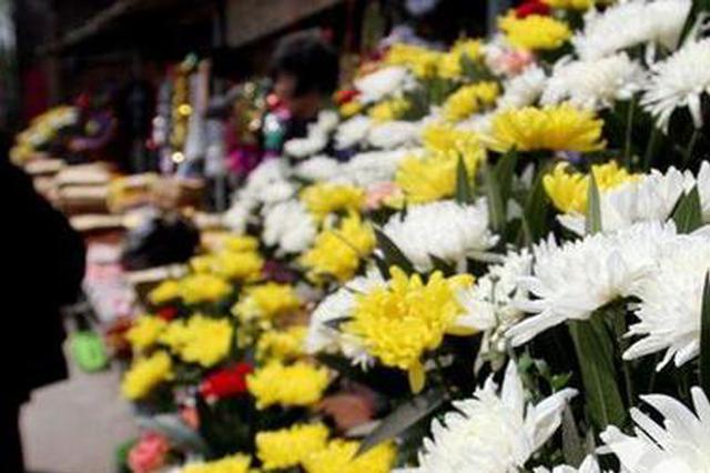 呼和浩特市24个鲜花公共祭祀点4月5~7日开放