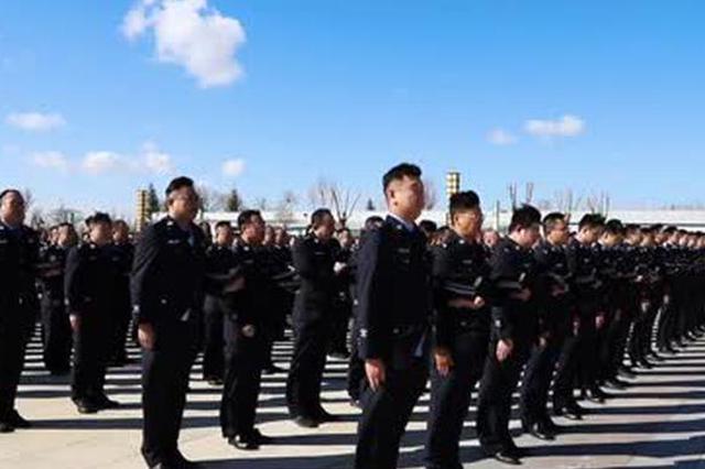 清明将至 革命烈士祭奠仪式在大青山红色文化公园举行
