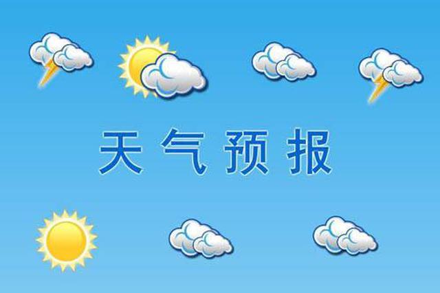 本周内蒙古大部地区天气晴雨相间 气温忽高忽低