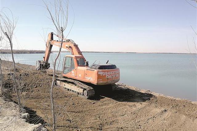 包头打造生态廊道 湿地功能和生态效益日益显现