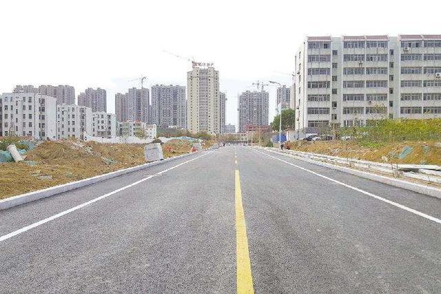 首府西部城区5条道路2019年底完成道路施工
