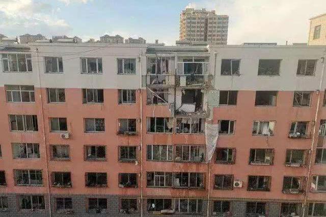 呼和浩特联建小区爆炸事件追踪 部分受影响居民回家