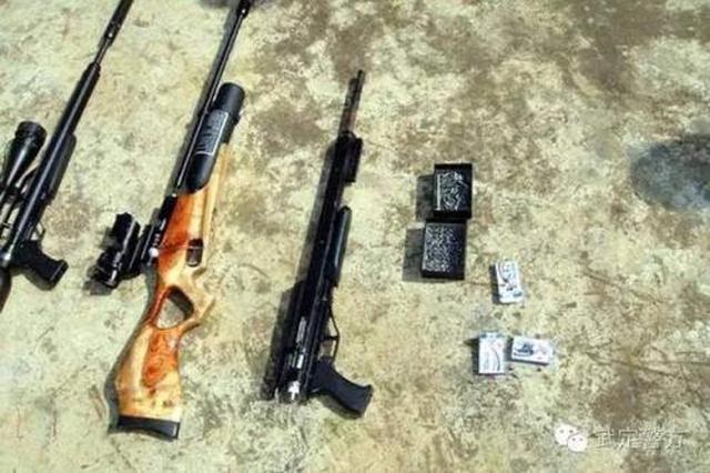 锡林郭勒盟启动打击整治枪爆违法犯罪集中宣传活动