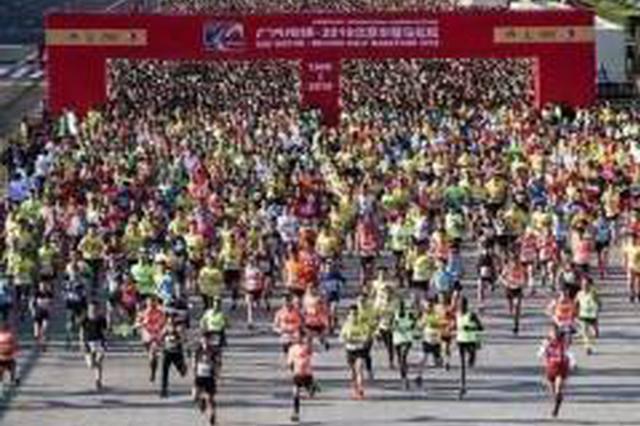 北京国际长跑节:内蒙古刘洪亮夺冠破纪录