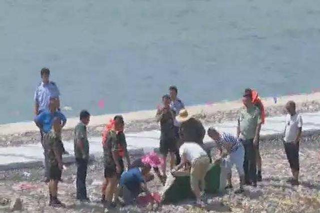呼和浩特市大黑河发现一男尸 初步确认系溺水身亡