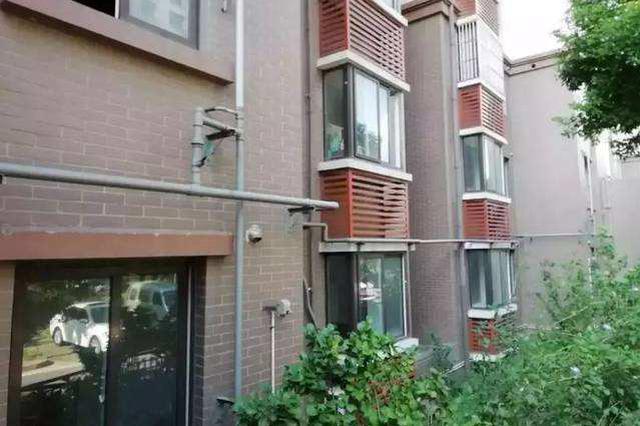 亿科公元2010小区:部分居民家 未通天然气