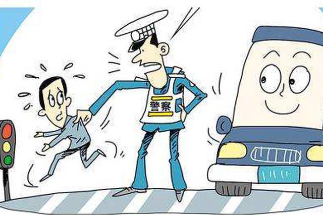 呼和浩特玉泉区严查严管非机动车和行人交通违法行为