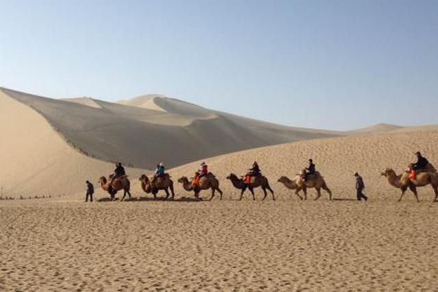 2019第三届阿拉善巴丹吉林沙漠珠峰大会即将举行