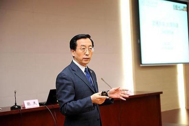 中科院院士张杰在内蒙古自治区举办科普大讲堂