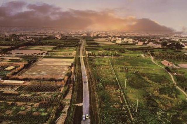 包头市九原区公共服务建设让乡村生活更便捷