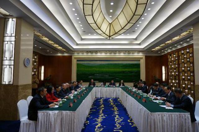"""""""构建内蒙古生态安全屏障""""研讨会在呼和浩特召开"""
